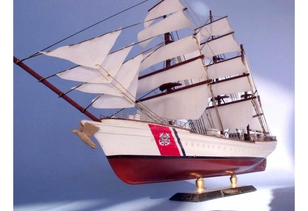 United States Coast Guard Uscg Eagle Limited Tall Model