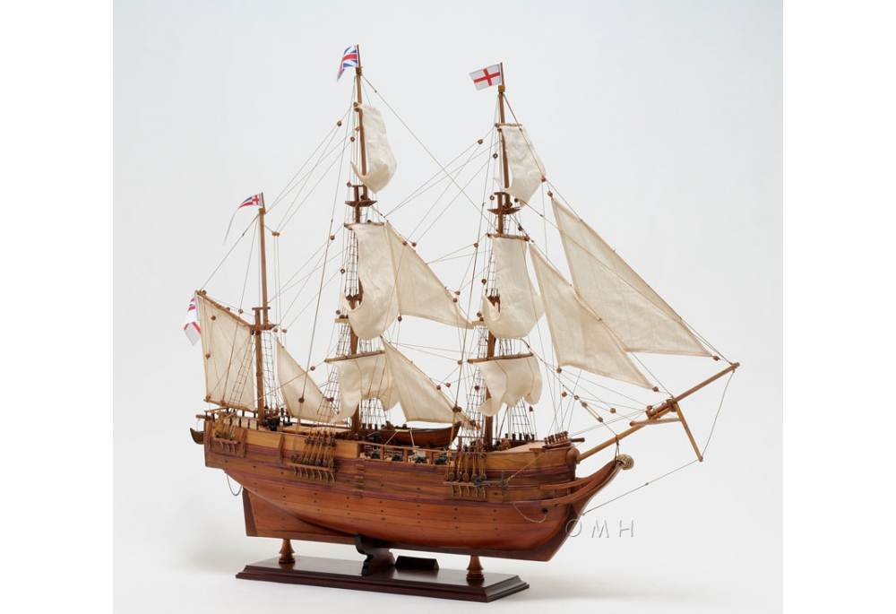 Tall Ship Model Hms Beagle