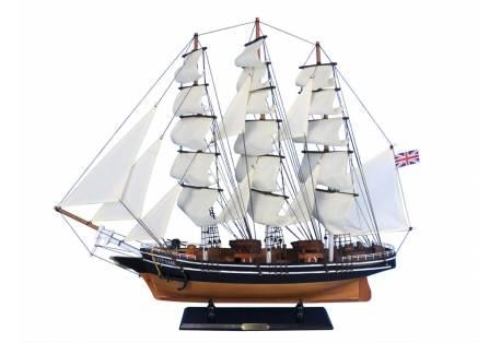 Cutty Sark Wooden Clipper Model Ship