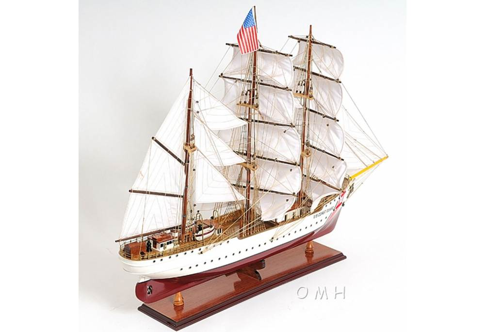 Us Coast Guard Barque Eagle Gonautical
