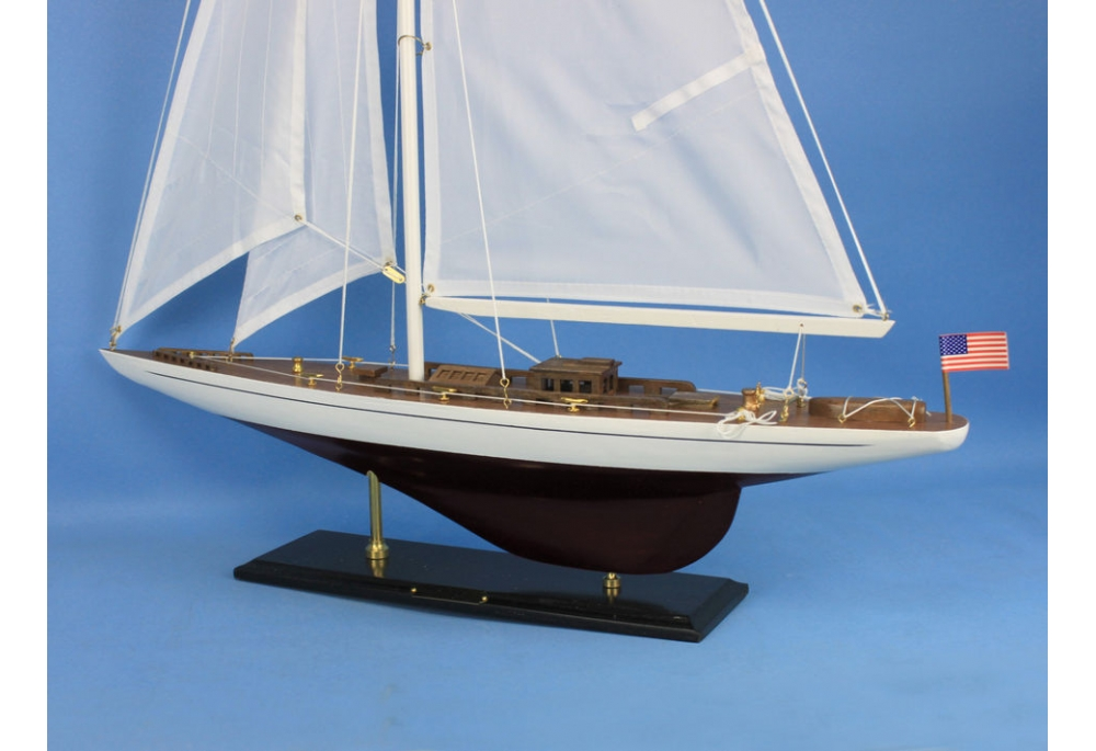 ranger-wooden-model-sailboat-decoration