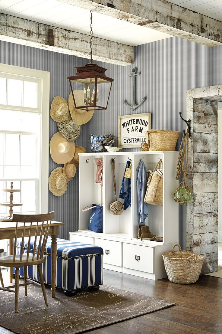 Nautical Accent Decor Nautical Theme Decorating Beach House