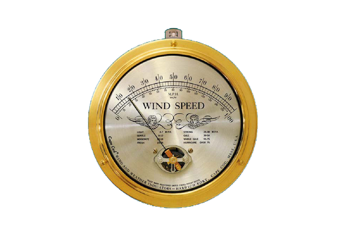 cape-cod®-wind-speed-indicator-with-peak-gust-upgrade