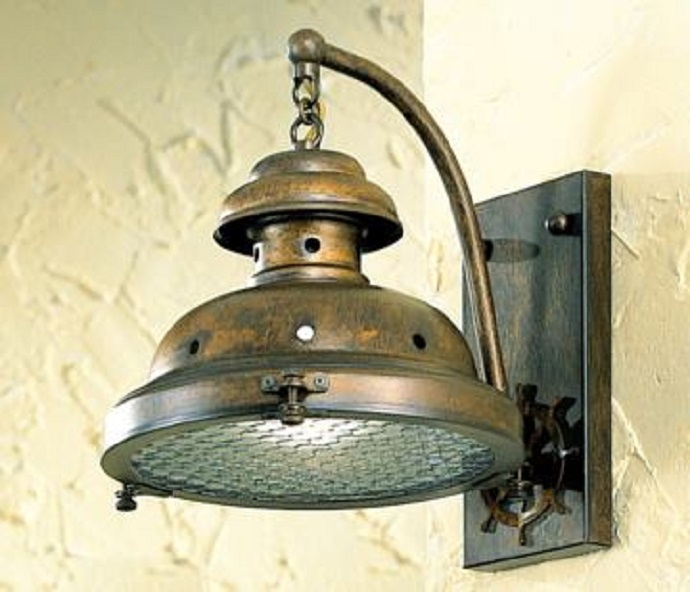 Wall Sconces Nautical: Rustic Contemporary Lighting Design, Nautical Themed