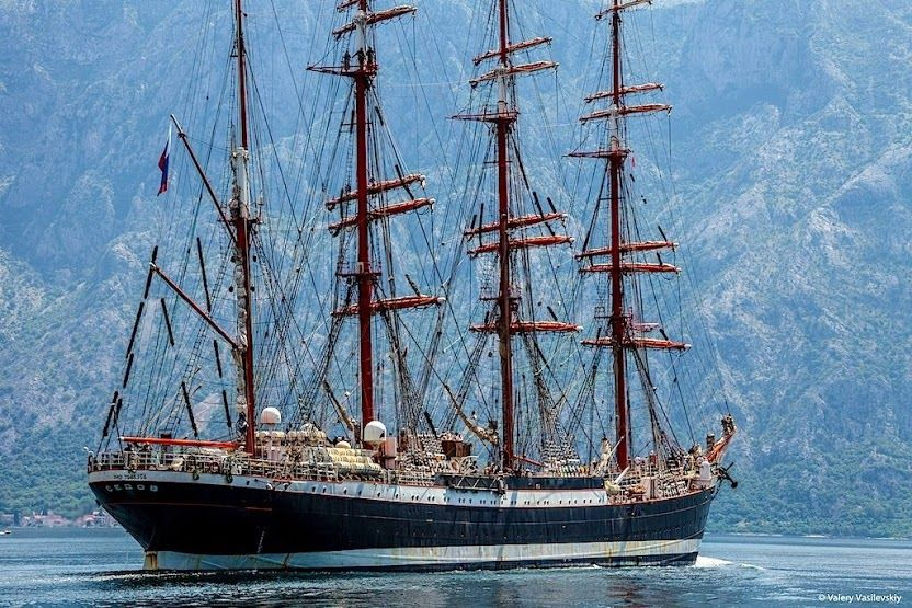 Tall Ship Sedov (2)