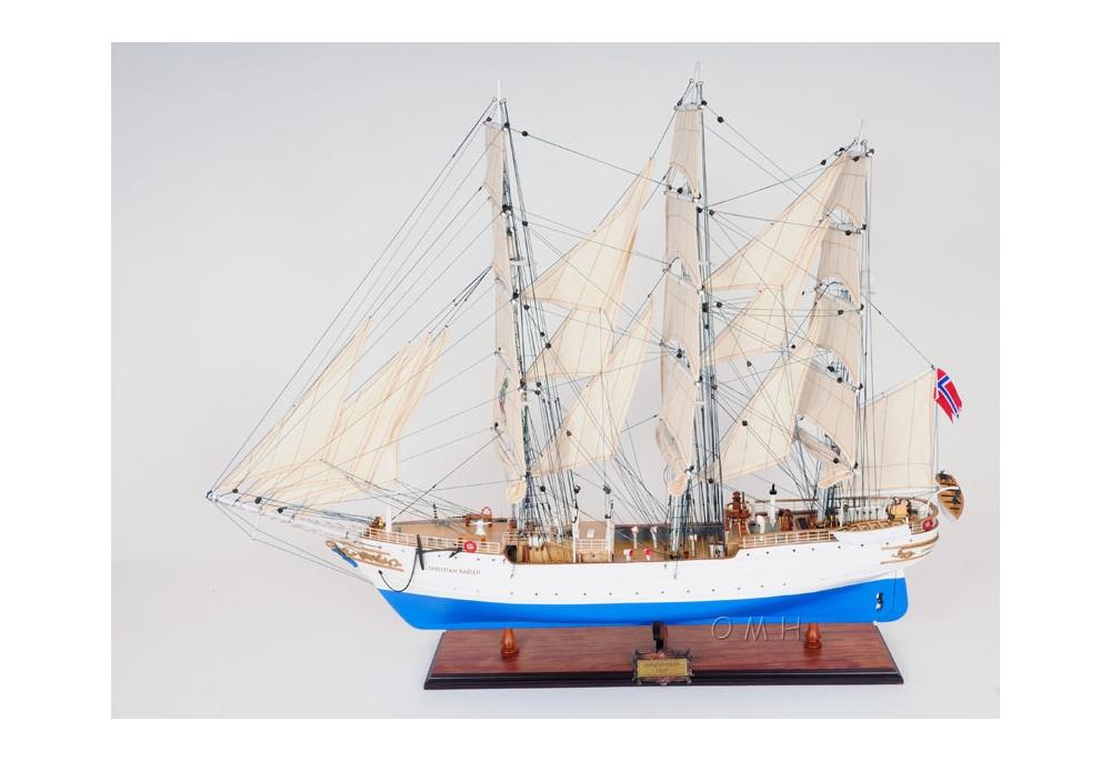 -christian-radich-37-wooden-tall-ship-model-