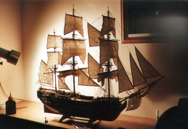 scaled model ships tall ship replica models for decoration