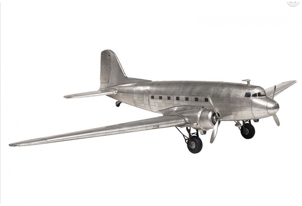 authentic-models-douglas-dakota-dc-3-aluminum-airplane