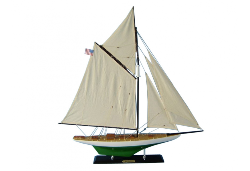 wooden-sailboat-reliance-limited-model-decoration-33-1