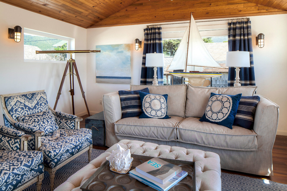 Transforming nautical passion into home decorating