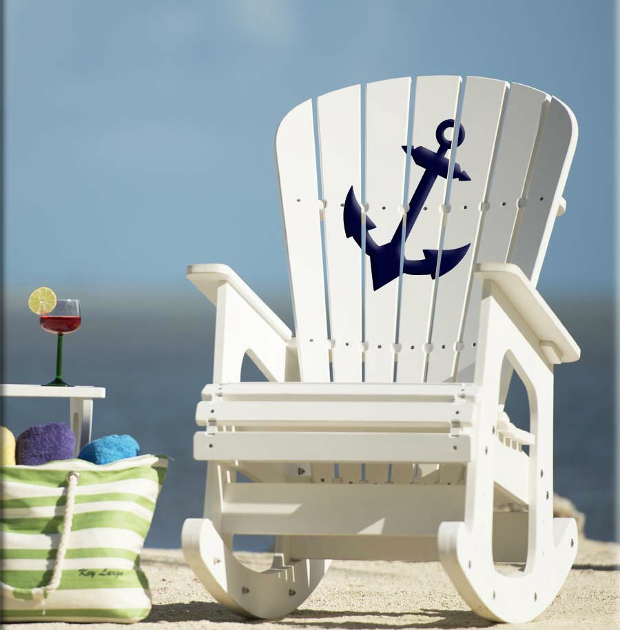 Spruce up your home with nautical decor fresh nautical for Anchor decoration