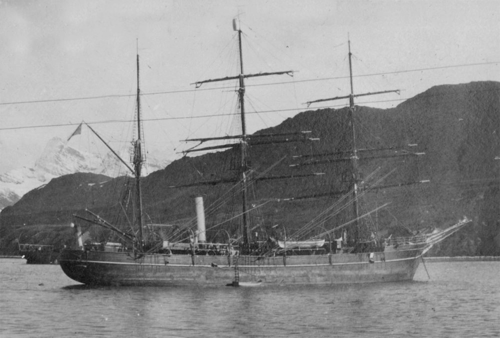 Endurance, 1914 Ernest Shackleton's legendary ship
