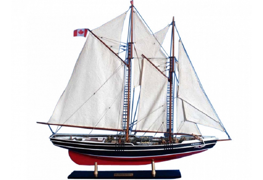 famous-canadian-schooner-model-ship