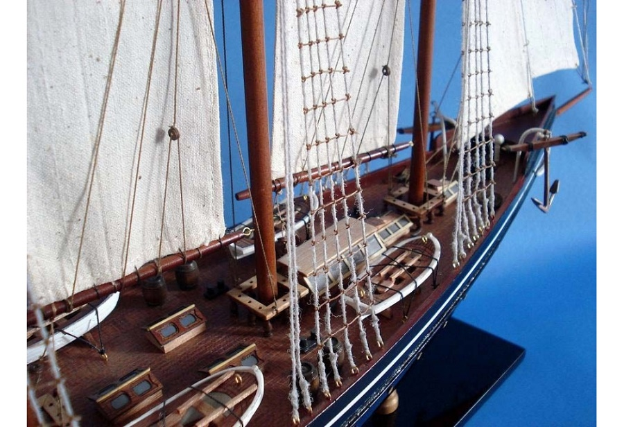 schooner-atlantic-model