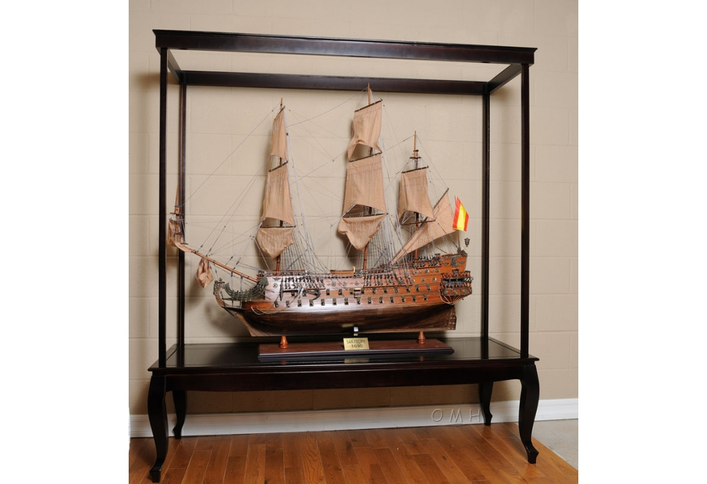 display-case-for-xl-ship-no-glass
