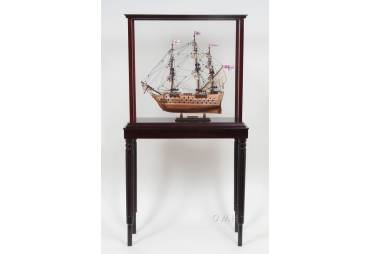 Display Case for Tall Ship L40 with Legs