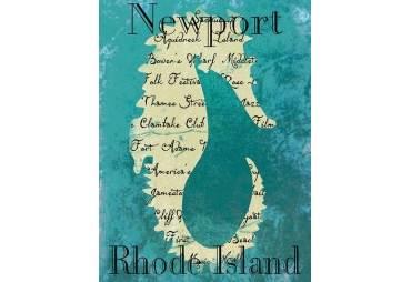 Rhode Island Newport Seahorse