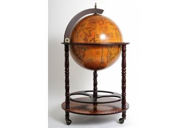 "Globe Drink Cabinet 17 3/4"""