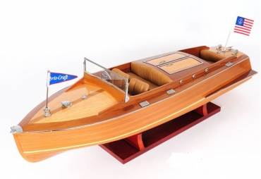 1900's Chris Craft Runabout