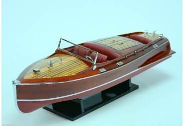 "1930 Chris Craft Runabout Wood 24"""