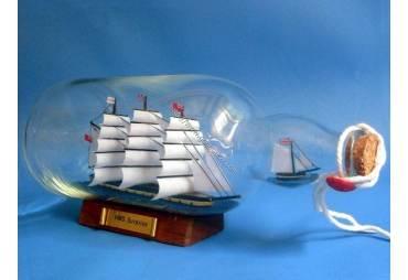 HMS Surprise Ship in a Bottle 11