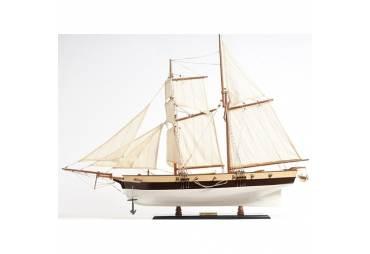 Lynx 1812 Painted Model Boat