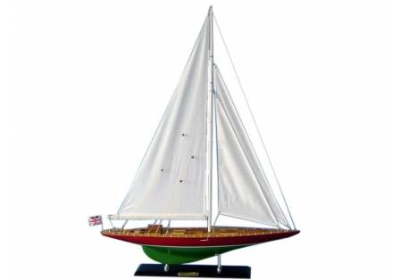 """America's Cup Endeavour 2 35"""" Limited Yacht Model"""