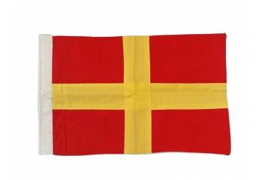 Nautical Flag Letter - R