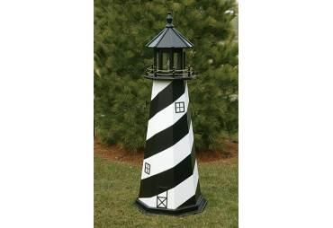 5 Ft Cape Hatteras, Wooden Lighthouse