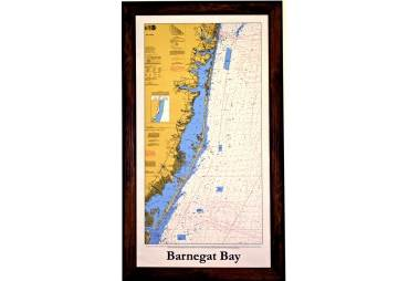 Barnegat Bay Chart
