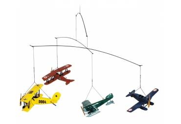 Authentic Models 1920 Flight Mobile