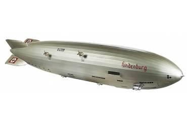 1937 Hindenburg Scale Zeppelin Airship