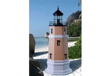 "Custom Crafted Electric Lawn Split Rock Lighthouse 60"" (5 Feet)"