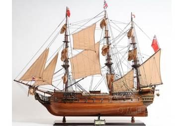 "Tall Ship HMS Surprise 37"""