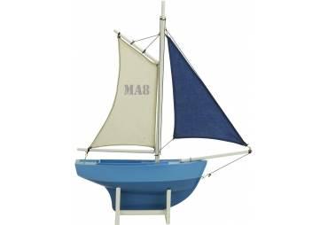 Blue Sailer MA8 Sailboat decoration
