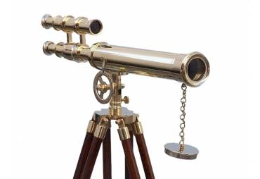 Brass Griffith Astro Telescope