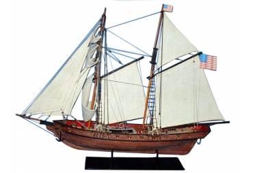 Wooden Model Ship Prince de Neuchatel