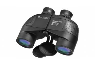 7x50 WP Floating Binocular w/Internal Rangefinder