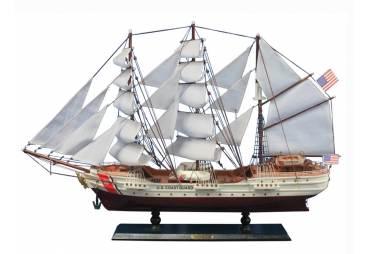 USCG Eagle Wooden Ship Model