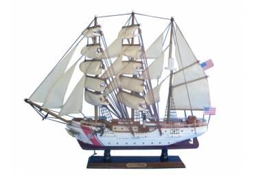"""United States Coast Guard USCG Eagle Tall Model Ship 21"""""""