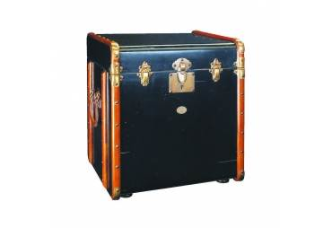 Authentic Models Stateroom End Table - Black
