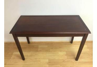 Solid Rosewood Display Table
