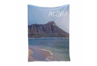 Aloha Beach Tapestry Wall Hanging Art Print