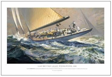 J-Boat WHIRLWIND, 1930