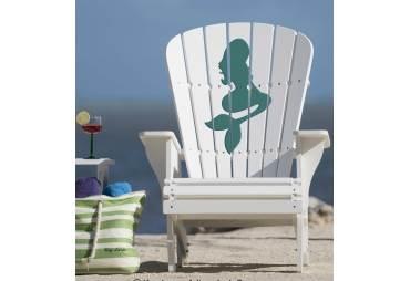 Mermaid Adirondack Chair