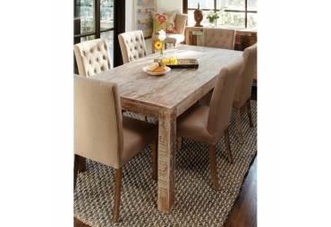 Urban Rustic Dining Table