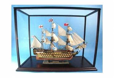Display Case For Tall Ship Model