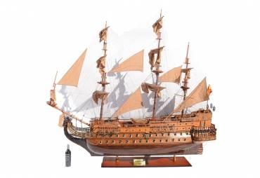 7 Feet Large San Felipe Tall Ship Model