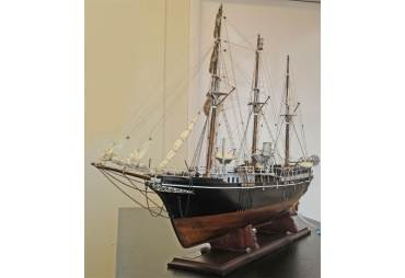 The Endurance, 1914 Ernest Shackleton's legendary ship
