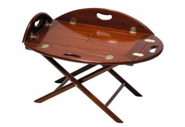 Authentic Models British Butler Serving Table
